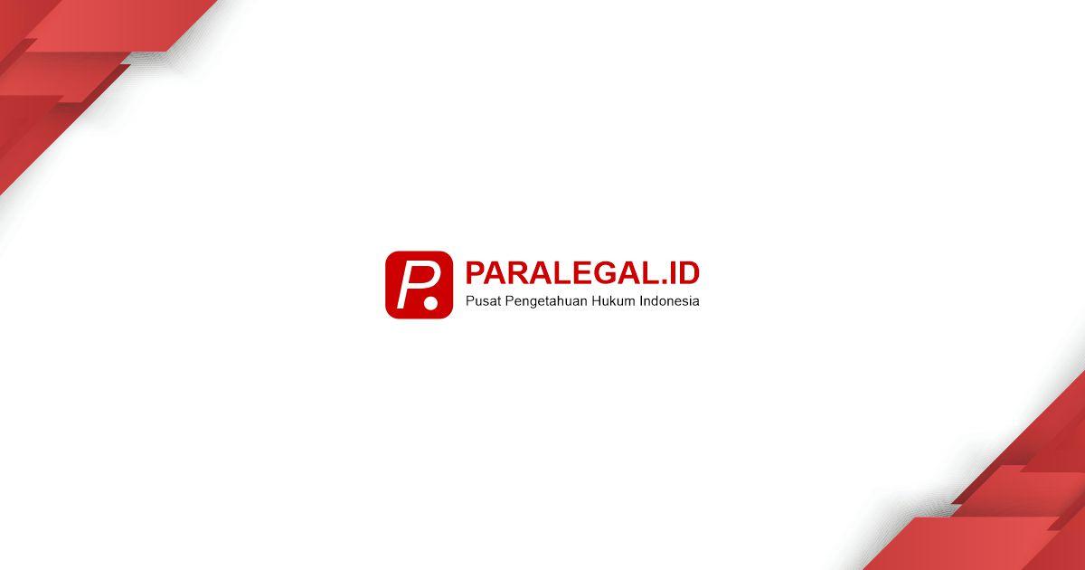 Lowongan Magang Full Remote Writer Online & Web & Social Media Online (Paralegal.id)