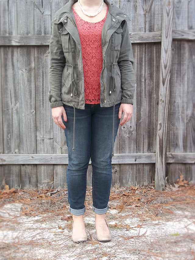 Favorite Fall Outfits from Last Year & Grace + Lace Link Up