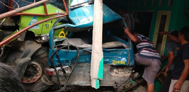 Kecelakaan Beruntun di Bogor Libatkan 6 Kendaraan, 2 Meninggal