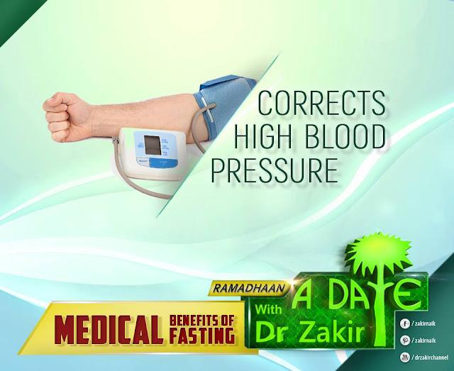 CORRECTS HIGH BLOOD PRESSURE   RAMADAN 2020 by Ummat-e-Nabi.com