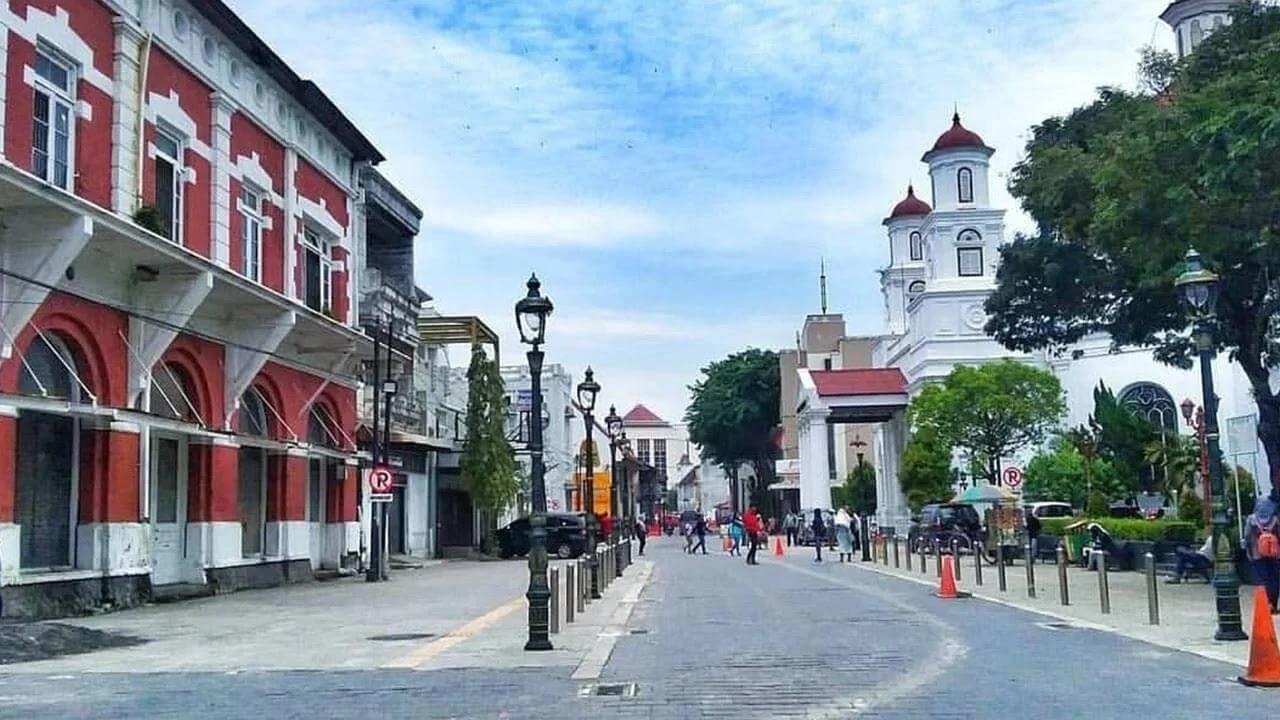Wisata ke Kota Lama Semarang Lebih Dari Destinasi Selfie