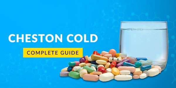 Cheston cold