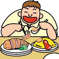 Hidup untuk makan atau makan untuk hidup