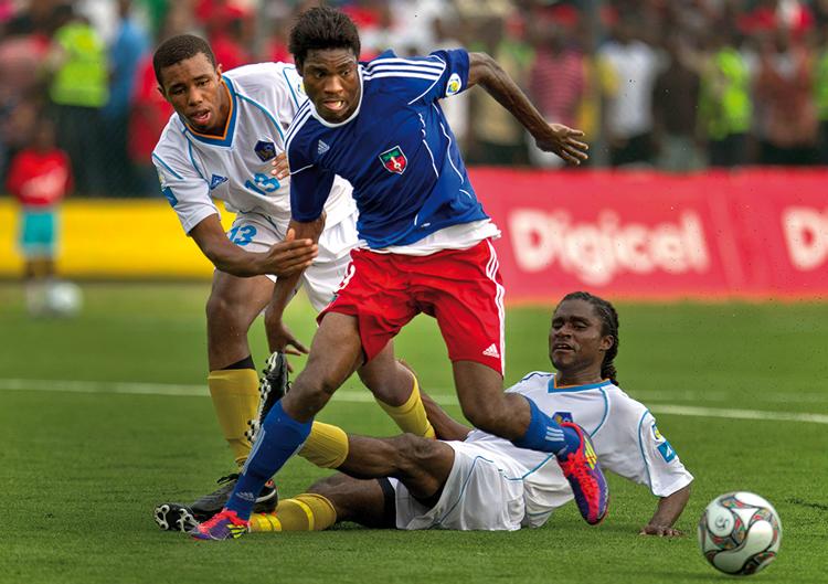 Chile vs Haiti 6h00 ngày 7/6 www.nhandinhbongdaso.net
