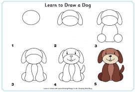Cara Melukis Anjing