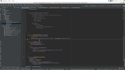 Unresolved Reference Pada Android Studio