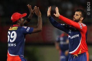 JP Duminy 4-17 - SRH vs DD 13th Match IPL 2015 Highlights