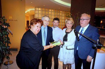Ο Ιατρικός Σύλλογος Καβάλας τίμησε τον Κατερινιώτη καρδιολόγο Λάμπη Ι. Σιδηρόπουλο