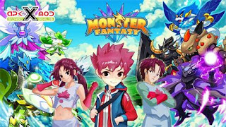 Free download Monster Fantasy v2.7.7 Mod Apk + Data [UNLIMITED MONEY]terbaru 2017 Gratis