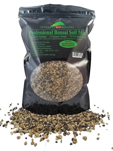 Professional Bonsai Soil Mix