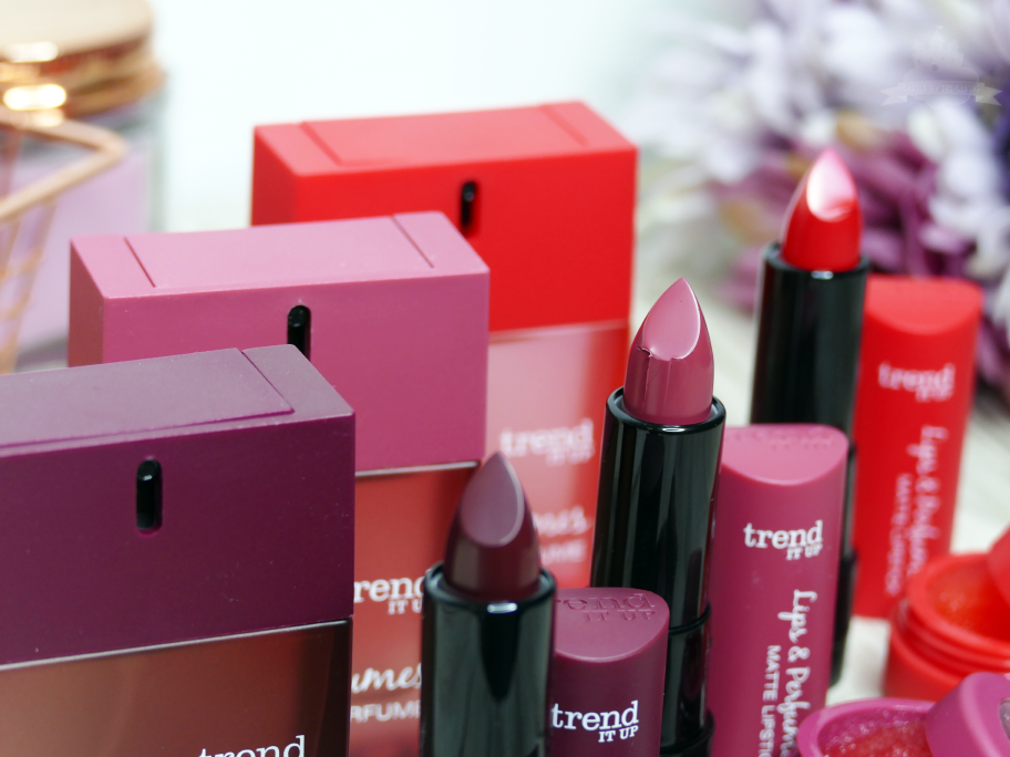 Trend it up Lips & Perfumes Limited Edition Lippenstift