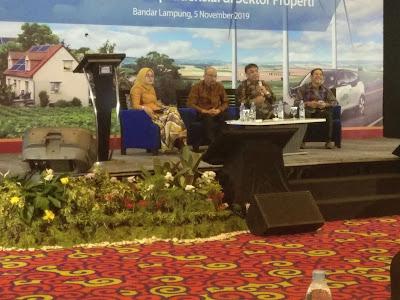 BI dan ISEI Lampung Sosialisasikan Kebijakan Makroprudensial di Sektor Properti