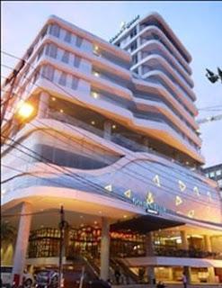 Foto Lokasi Hotel Golden Tulip Pontianak