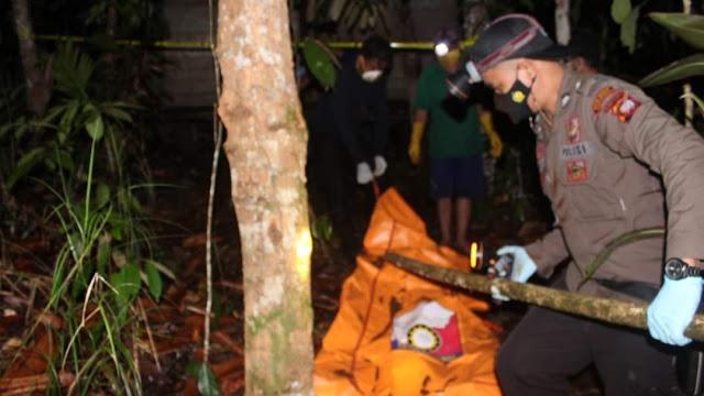 Mayat Pria sudah Membusuk Ditemukan Warga di Sebuah Pondok, Rupanya Warga Rirang Jati dilaporkan Hilang hampir se bulan yang lalu