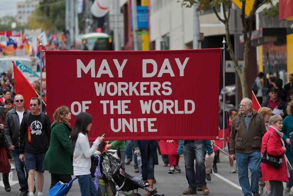 Asal usul Hari Pekerja 1 Mei adalah hari lawan majikan