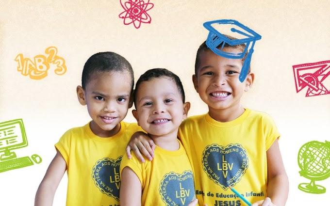 As crianças da LBV ensinam como proteger você e sua família do novo coronavírus.