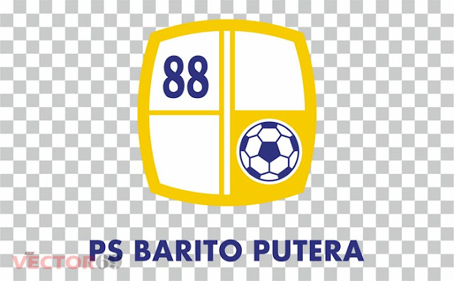 Logo PS Barito Putera - Download Vector File PNG (Portable Network Graphics)
