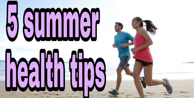 5 tips to stay fresh in Summer | 5 Quick ways to stay fresh in summer