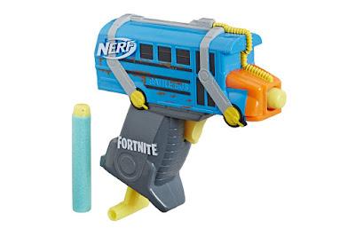 Súng Nerf Fornite Micro Battle Bus