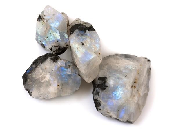 Piedras preciosas y los rituales