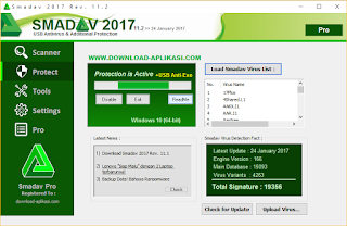Download Smadav 2017 Rev.11.2 Terbaru Free