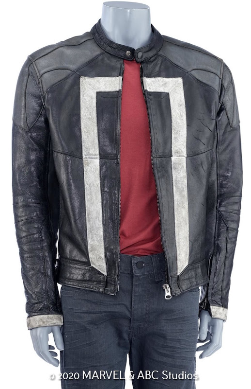 Robbie Reyes Agents of SHIELD Ghost Rider costume