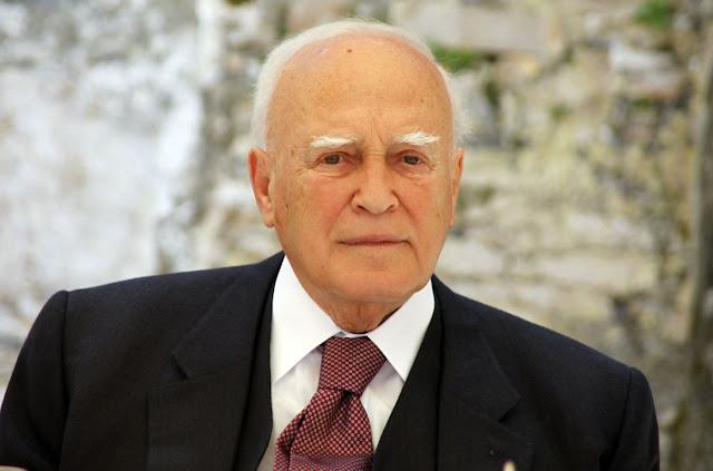 Γιάννενα: Με κατάγματα,μεταφέρθηκε στο Πανεπιστημιακό Νοσοκομείο, ο πρώην Πρόεδρος της Δημοκρατίας Κάρολος Παπούλιας