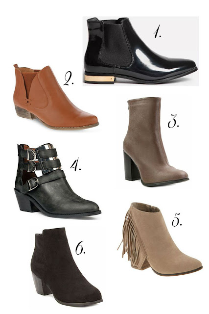 Jane Wonder || Lust List - Ankle Boots