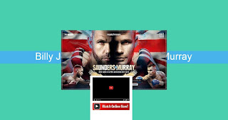 CliCk Here To Watch Fight :Billy Joe Saunders vs. Martin Murray Live Stream
