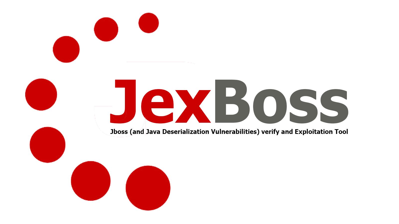 JexBoss - Jboss (and Java Deserialization Vulnerabilities) verify and Exploitation Tool