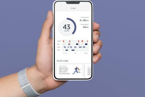 Amazon accurately calculates body fat percentage