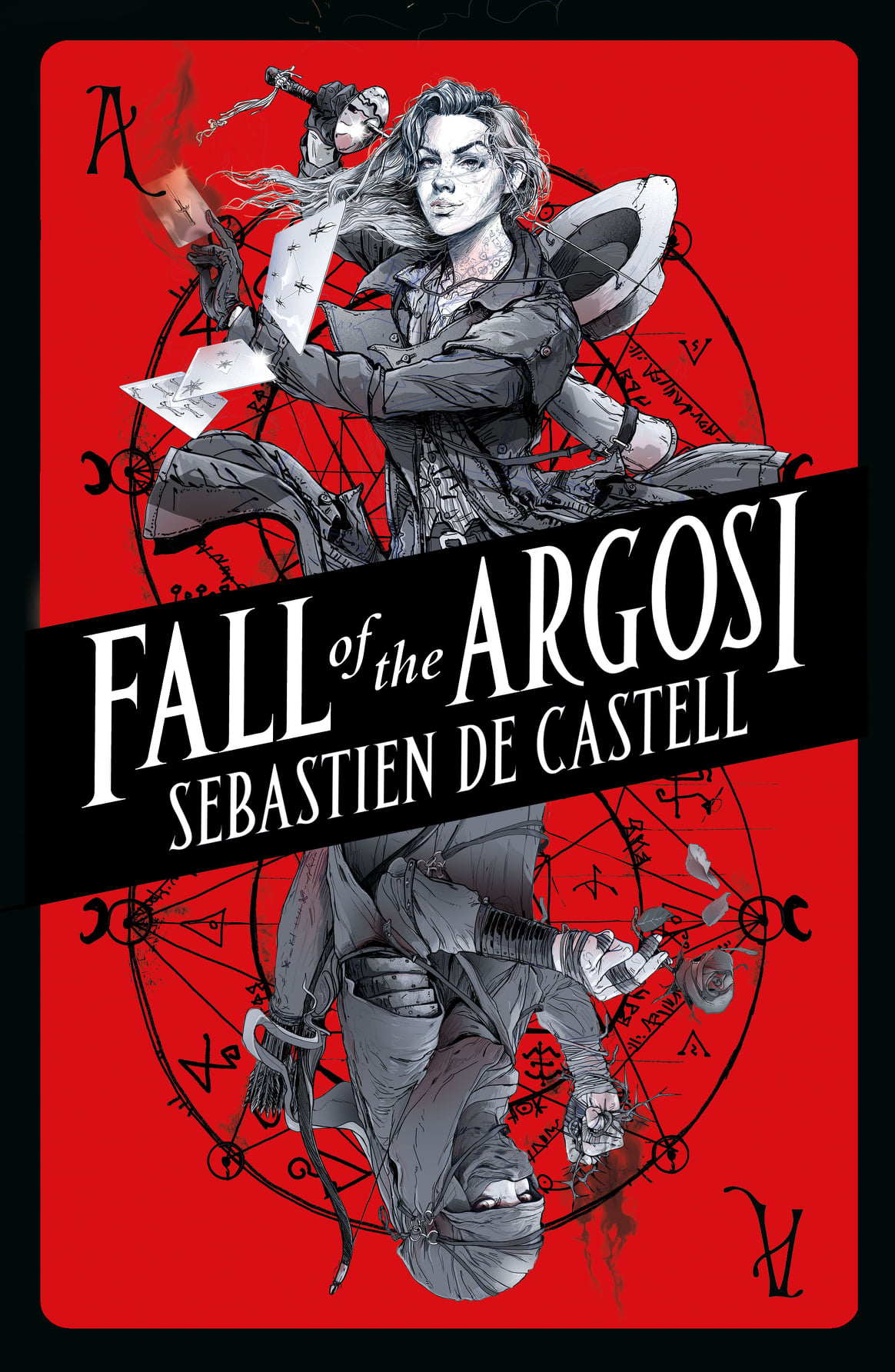 Fall of the Argosi by Sebastien de Castell