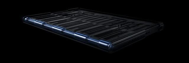 Oppo Hadirkan Konsep Smartphone Dengan Layar Yang Bisa Digulung