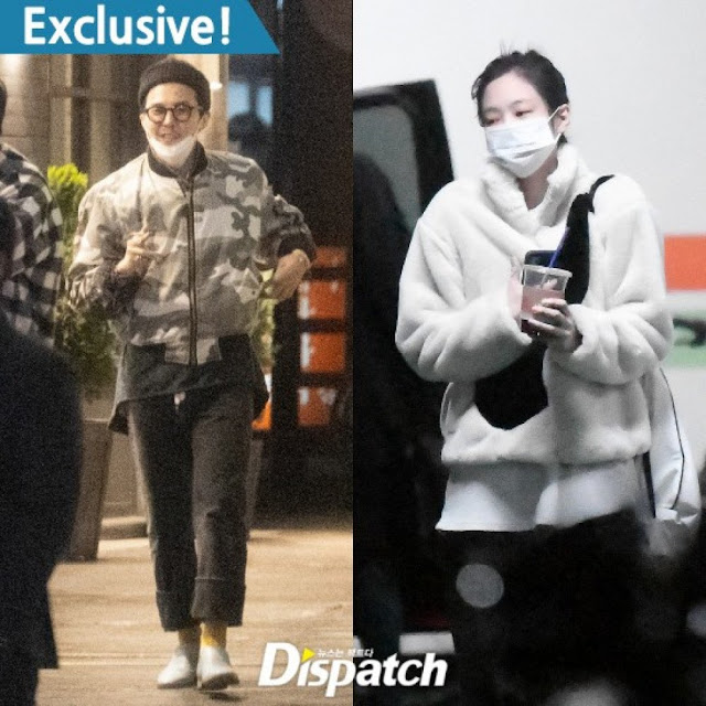 BLACKPINK'ten Jennie ve G-Dragon çıkıyor!