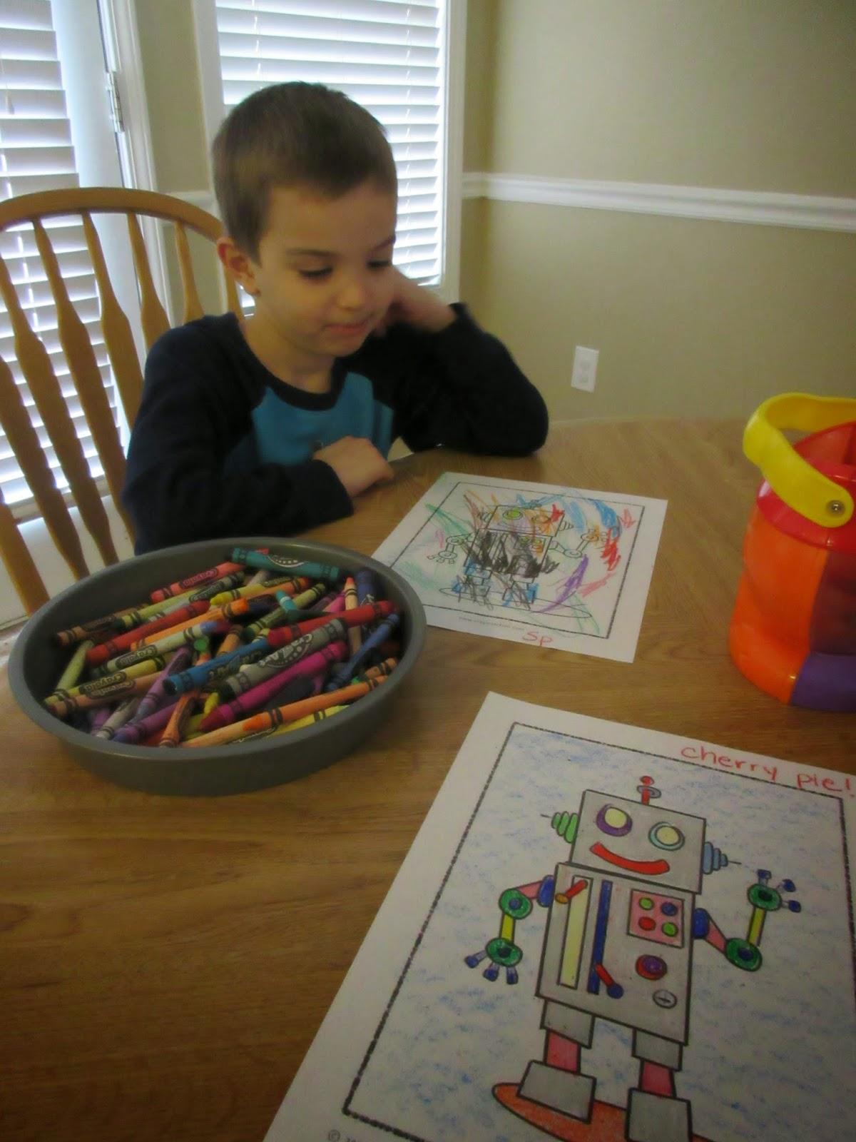 The Pretty Life Ivey League Preschool Rockets And Robots