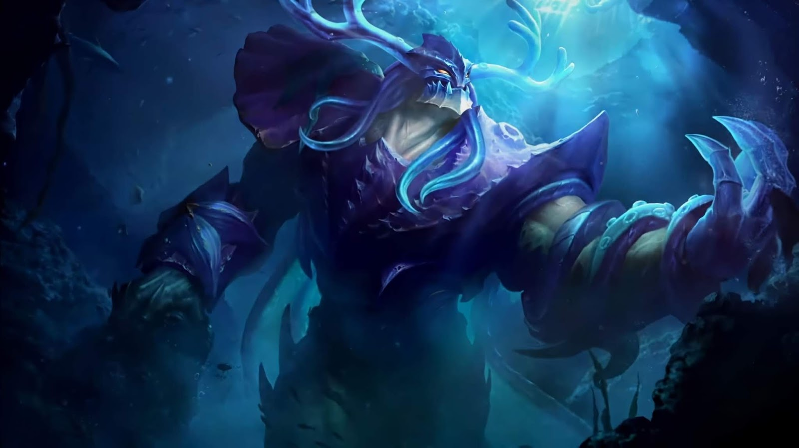 Wallpaper Belerick The Deep One Skin Mobile Legends HD for PC