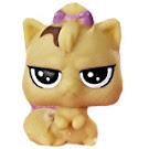 LPS Series 2 Pet Pairs Kittylina Scrapper (#2-75) Pet