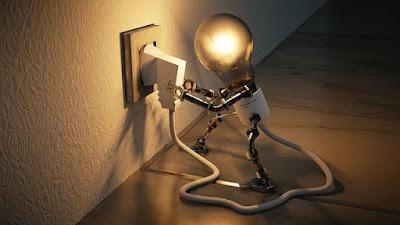 SUMBER CAHAYA ALTERNATIF SAAT MATI LAMPU