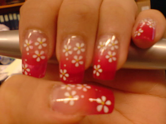 August 2011 Nail Art Polish Manicure Designs Photo: Who Is Best Nail Art Designs For Beginners?