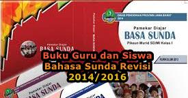 Download Buku Guru Bahasa Sunda Untuk SD/MI Kelas I,II,III,IV,V dan VI Kurikulum 2013 Revisi 2014 dan 2016