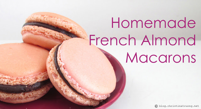 Easy Homemade French Almond Macaron Recipe