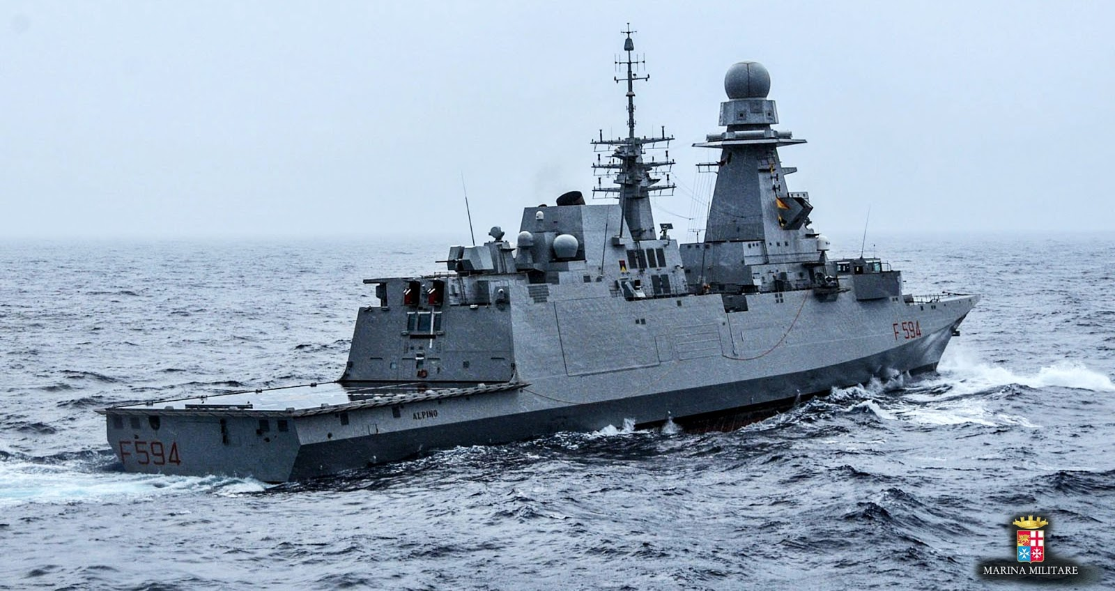 naval analyses  bergamini class  fremm  frigates of the italian navy