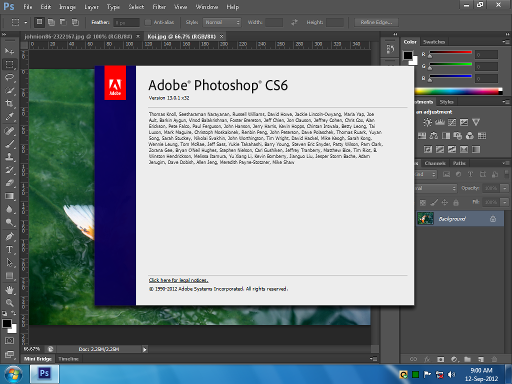 adobe photoshop cs6 extended version