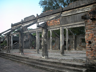 State after the Vietnam War of the Citadel of Hue