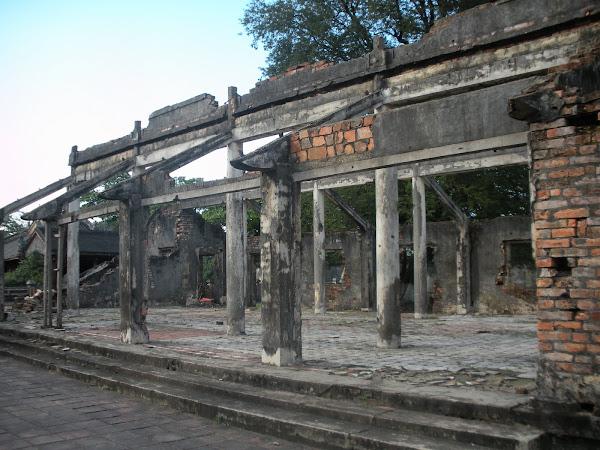 Estado tras la Guerra de Vietnam de la Ciudadela de Hue