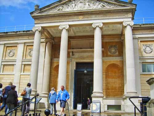Ashmolean Museum Oxford, UK.