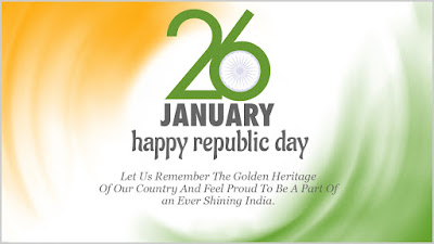 Happy Republic Day Wishes Greetings Pictures in English