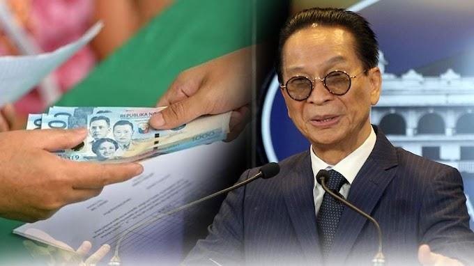 10k Monthly Allowance para sa mga Nanay minumungkahi ni Panelo