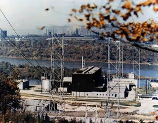 Energie et développement - Shippingport première centrale nucléaire américaine