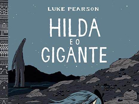 Resenha: Hilda e o Gigante